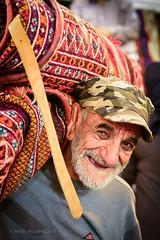 Carpet Seller (Marko Moudrak) Tags: man carpet republic iran east shiraz bazaar tehran middle esfahan marko islamic 2012 2013 moudrak ð¼ð°ñðºð¾ ð¼ñð´ñð°ðº