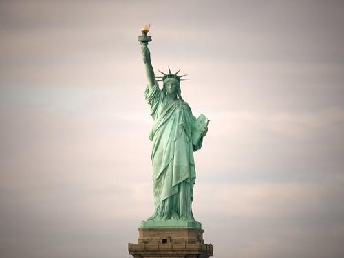 Statue de la liberté, New York, USA