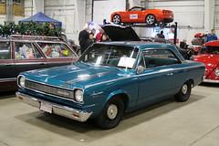1966 Rambler American (dave_7) Tags: classic car 1966 american rambler