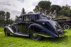1937 Rolls-Royce Phantom III Hooper Saloon (dmentd) Tags: rollsroyce saloon hooper 1937 phantomiii