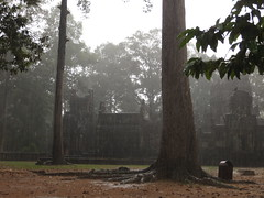 Angkor Thommanon - where Swami disappeared on that sad sad day  in Cambodia (ashabot) Tags: travel loss cambodia sad angkorwat temples angkor swami thommanon saddays