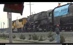 on the road (Bristol RE) Tags: up trains unionpacific 4014 bigboy trainsmagazine