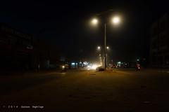 C'est beau une ville la nuit [explored] (DeGust) Tags: africa street niger night noche nikon moments nacht streetphotography ne westafrica afrika nuit westafrika afrique ner 非洲 afriquedelouest أفريقيا d3s nikkor2470mmf28 النيجر typedimage 尼日尔 exifmaterielphoto