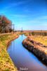 Holysloot, Noord-Holland, Netherlands (Stewart Leiwakabessy) Tags: netherlands amsterdam rural village thenetherlands quaint hdr highdynamicrange noordholland the holysloot northholland photomatix