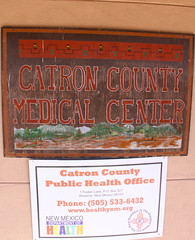Tom Visits the Catron County Medical Center in Reserve (Senator Tom Udall) Tags: southwest rural reserve doctor nurse healthcare primarycare catron catroncounty udall telehealth tomudall