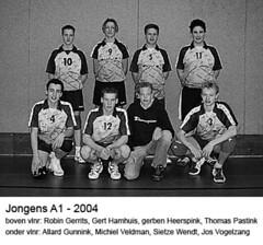 2004 Jongens A1
