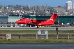 CYVR - Transport Canada De Havilland DHC-8-102 Dash 8 C-GSUR (CKwok Photography) Tags: yvr dash8 cyvr transportcanada dhc8102 cgsur