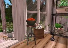 (iTuTu) - Little Shop of Heaven (AGodenot) Tags: picnic mmg boudoir af lark hanaya applefall hpmd itutu leylafirefly yshouse aqfactory