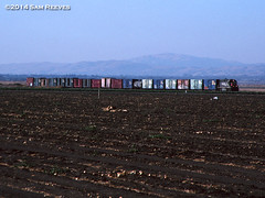 SP in the San Benito Valley (samreevesphoto) Tags: california hollister southernpacific