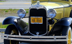 Alaska Historic Vehicle (MarculescuEugenIancuD5200Alaska) Tags: alaska historicvehicle 1931fordmodela virtualjourney outstandingromanianphotographers