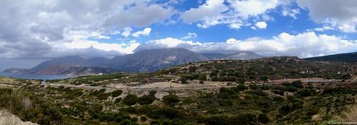 Crete clouds