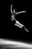 (Sonia Montes) Tags: blackandwhite bw ballet black byn blancoynegro luz danza bn salto