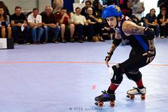 hellcats_vs_disciples_L3400083 (1) (nocklebeast) Tags: ca usa santacruz rollerderby rollergirls skates disciples scdg sacredcityderbygirls santacruzderbygirls harborhellcats