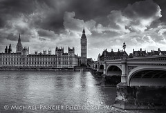 Parliament & Big Ben in BW (Michael Pancier Photography) Tags: uk travel vacation england london unitedkingdom gb travelphotography commercialphotography naturephotographer michaelpancierphotography landscapephotographer fineartphotographer michaelapancier wwwmichaelpancierphotographycom summer2014