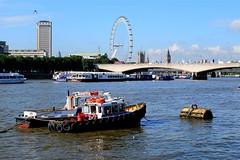 365 - Image 189 - The River Thames... (Gary Neville) Tags: photoaday mk2 365 2014 garyneville rx100 sonycybershotrx100 sonycybershotrx100ii