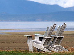 Relaxing Island Style in Parksville, Canada (Tamas V) Tags: outdoor boke bokeh bokehlicious m42 adapted legacy lens adaptedlens legacylens chair lounge mountain parksville vancouver island british columbia relaxing britishcolumbia nanaimo victoria vancouverisland pentax 200mm pentax200mm asahi takumar beach explore nature natural view beautifulview stock stockphotograph stockphotography photograph photography photo stockphoto naturephoto naturephotograph landscape seascape landscapephotograph landscapephotography vacation holiday travel traveling travelling olympusomdem5 olympus omd em5 omdem5 micro four thirds 43 m43 u43 microfourthirds fourthirds mirrorless prime telephoto backgroundblur background blur dof shallowdof shallowdepthoffield