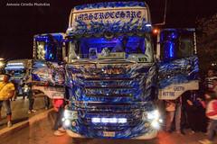 Out The Ghetto (Antonio Ciriello PhotoEos) Tags: truck tir camion raduno taranto luci lights fanali colours colori canoneos600d canon eos600d 600d rebelt3i tokina 1116 tokina1116 italia italy