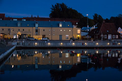 Reflections at Blue Hour (Infomastern) Tags: gotland visby attackfoto attackfoto8 bluehour bltimmen refelection reflektion vatten water exif:model=canoneos760d geocountry camera:make=canon geocity camera:model=canoneos760d exif:focallength=32mm geostate geolocation exif:lens=efs18200mmf3556is exif:isospeed=5000 exif:aperture=40 exif:make=canon