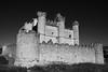 IMG_7119 (Fencejo) Tags: bw blackandwhite castle castilla segovia tamron175028 canon400d stone