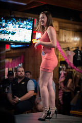 2016 10 20 Hooters' fundraiser for breast cancer (hicksclicks) Tags: columbia missouri us unitedstates hooters bikinicontest bikini