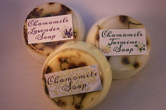 Chamomile Soaps $3.00 (Clelian Heights) Tags: cleliancenterproducts cleliancenter cleliansoaps decorativesoaps scented chamomile