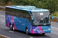 Edwards, Llantwit Fardre - BJ15 AWF (peco59) Tags: bj15awf mercedesbenz mercedes tourismom tourismo edwardscoaches edwardsllantwitfardre psv pcv