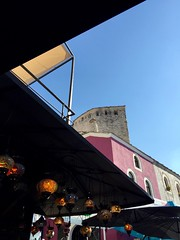 Sky Shapes, Mostar (tiny red warrior) Tags: mostar bosniaandherzegovina europe travel