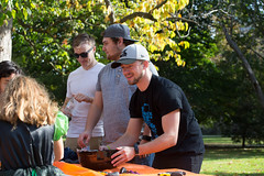 Students and Community Celebrate Halloween (Knox College) Tags: knoxcollege students candy community kids fraternity studentshalloween2016466820 halloween