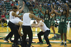 2016 Basketball Madness, 10/20, Chris Crews, DSC_8923p (Niner Times) Tags: 49ers basketball cusa charlotte d1 mens ncaa unc uncc womens ninermedia