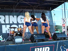 IMG_5955 (grooverman) Tags: houston texans cheerleaders nfl football game nrg stadium texas 2016 nice sexy legs stomach budweiser plaza canon powershot sx530