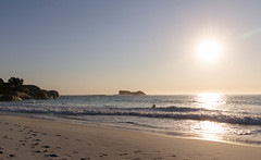 "Winter in Cape Town... (Herve ""Setaou"" BRY) Tags: tracesdepas afriquedusud saison contrejour hiver rochers lumire plage capetown cliftonbeach backlight beach footprints lecap light rocks southafrica winter westerncape za"