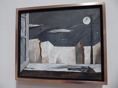 Rufino Tamayo - The Window (c_nilsen) Tags: rufinotamayo sanfrancisco california digital digitalphoto sanfranciscomuseumofmodernart museum art painting