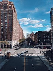 Highline View (ByteForByte) Tags: manhattan ny newyork newyorkcity chelsea highline vsco vscocam