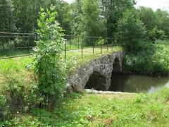 Stenbro ver Slafsn i Hkantorp 2010 (biketommy999) Tags: vstragtaland hkantorp 2010 bro stenbro bridge kulturminne bik