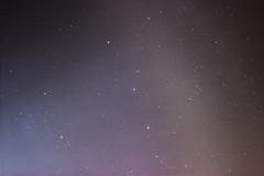 Constelao da guia - Altair, Tarazed, Alshain (Fotografo Andre Prieto) Tags: astrofotografia estrela altair trip fixo city so vicente andr prieto canon t3i 50mm teleconversor 2x vivitar