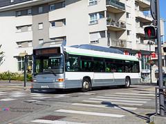 Heuliez GX317 - STAN 233 (Pi Eye) Tags: bus autobus nancy cugn grandnancy cgfte stan heuliez gx317 gnv cng erdgas