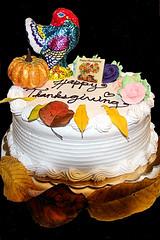 Happy Thanksgiving! (Alexandra Rudge.Happy Holiday Season!) Tags: alexandrarudge alexandrarudgeimages alexandrarudgephotography canon food comida cake torta postre dessert pasts bolo gteau kuchen  cste pastel dort taart tortadediadeacciondegracias thanksgivingcake dessertimages cakeimages