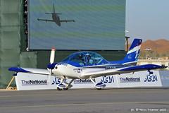 201002ALAINTR70 (weflyteam) Tags: wefly weflyteam baroni rotti piloti disabili fly synthesis texan airshow al ain emirati arabi uae