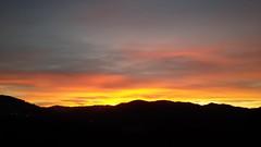 (Marco Tiano) Tags: sunrise alba colors natura mountain morning red orange golden hours italia calabria light november 2016 autumn nwn