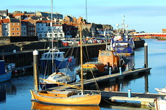 Whitby Harbour (jdathebowler Thanks for 950,000+ views.) Tags: whitbyharbour whitby seaside fishingport autofocus dockside northyorkshire england