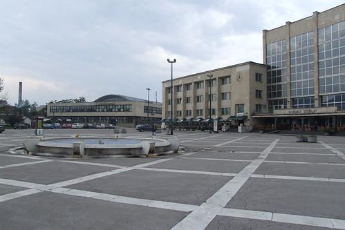 Sarajevo railway station, 27.05.2012.