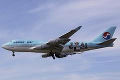 HL7488 Boeing B744 LHR 19Jul2010 (Citation Ten) Tags: hl7488 n762ba b744 kal specialscheme lhr