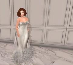 #780 (AddisonLynnRose Residnet) Tags: second life sl virtual photography elegant elegence formal fashion truth hair catwa wow skins insol uber maitreya tiffany designs