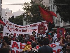 Brazil-protests-beginning-Olympics-29 (Josev Carrillo) Tags: brazil rio2016 olimpiadas juegosolimpicos 2016 riodejaneiro manifestacion protesta rally presidente micheltemer juegos exclusion jogos exclusao
