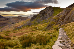 Snowdon National Park (creativegaz) Tags: landscape wales snowdon nationpark