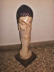 Afrodita (Oscar Omar) Tags: tallado madera arte escultura artista uruguayo oscaromar wood carving diosa olimpo afrodita