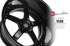 VL08 | Gloss Black
