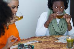 IMG_6116 (sabrinafvholder) Tags: women black african american natural hair ors commercial tea drinking girlfriends