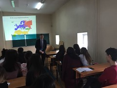 "professor Stojanovic delivered the lectures on KazNU on 2. and 3. December 2016 <a style=""margin-left:10px; font-size:0.8em;"" href=""https://www.flickr.com/photos/89847229@N08/31323663831/"" target=""_blank"">@flickr</a>"