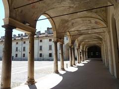 Ducal Palace, Mantua (Kevin J. Norman) Tags: mantua lombardy ducalpalace